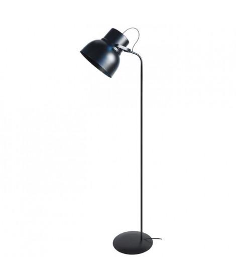 CLOCHE Lampadaire Liseuse  H150cm Noir