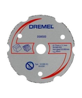 DREMEL 3 disques métal/plastique DSM510 pour DSM20