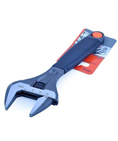 BAHCO Clé a molette 218mm max: 38mm 9031