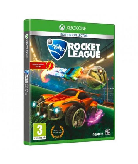 Rocket League Edition Collector Jeu Xbox One