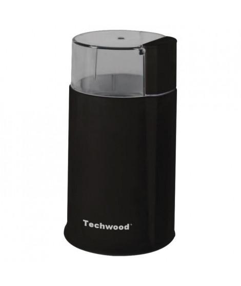 TECHWOOD TMC-886 Moulin a café ? 160W - Noir