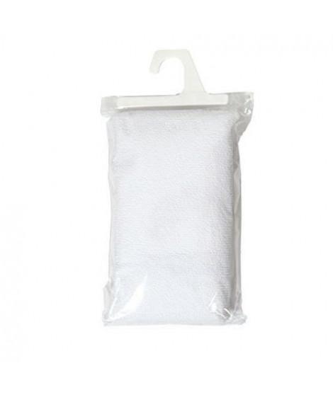 CANDIDE Alese éponge 70x140 cm - Blanc
