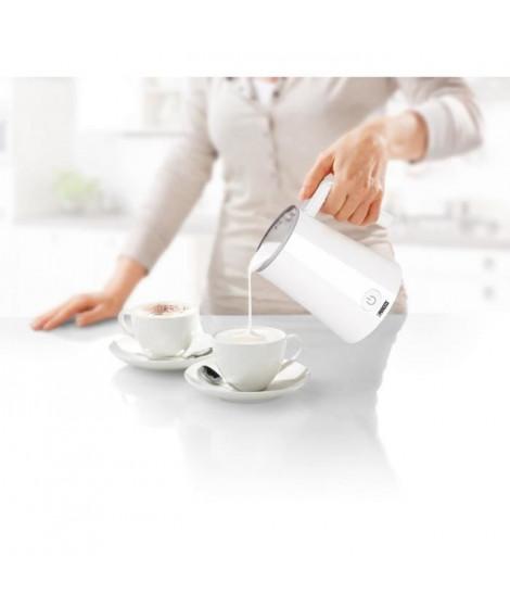 PRINCESS 243002 Emulsionneur a lait ? 350W ? 250 ml ? Blanc