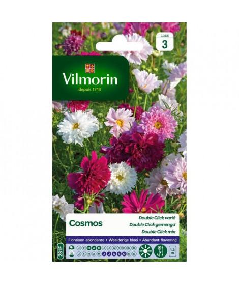 VILMORIN Cosmos Double Click varié