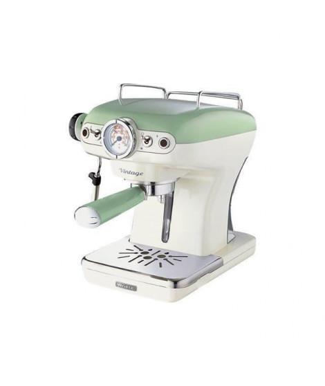 ARIETE 1389/2 Machine a espresso vintage   - 900W - Vert