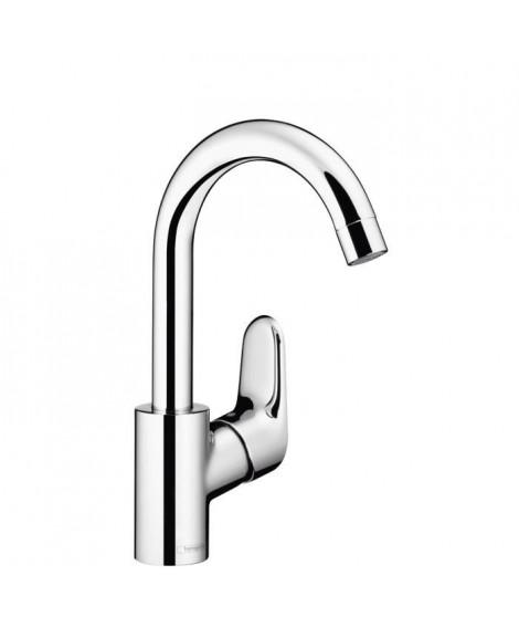 HANSGROHE Mitigeur de lavabo Ecos Swivel avec corps orientable chrome