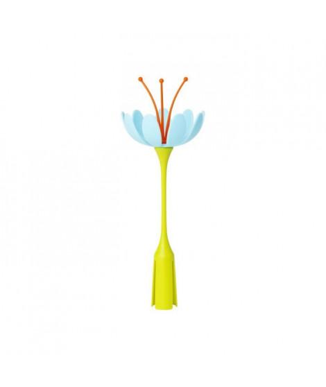 BOON Fleur Stem pour egouttoir orange & bleu