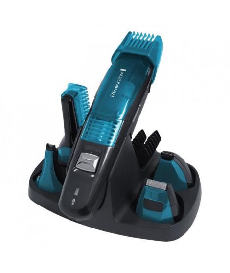 Tondeuse multifonction - REMINGTON Vacuum Beard &