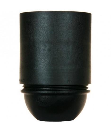 VOLTMAN Accessoire d'Eclairage Douille Lisse Plastique Noir