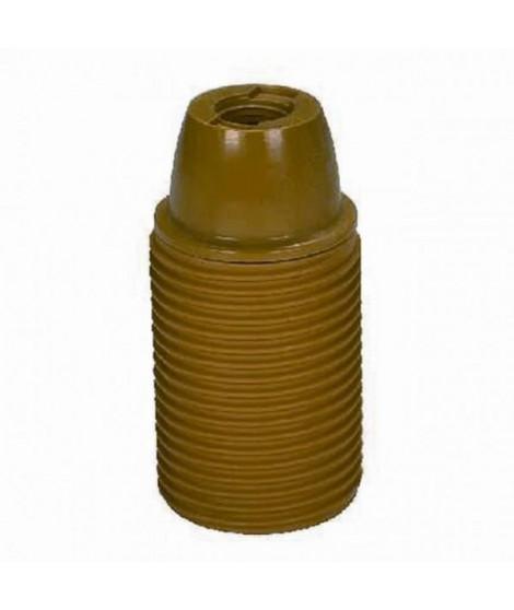 VOLTMAN Accessoire d'Eclairage Douille Filetée Plastique Or