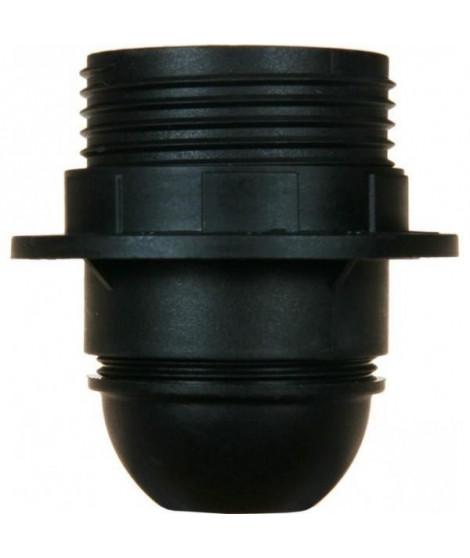 VOLTMAN Accessoire d'Eclairage Douille avec Bague Plastique Noir