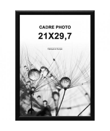 ALTANA Cadre photo 21x29,7 cm Noir mat