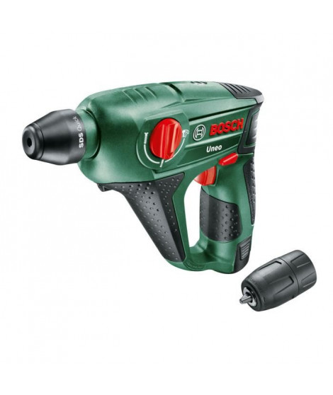BOSCH Perforateur Uneo 12,1 batterie 2,5 Ah