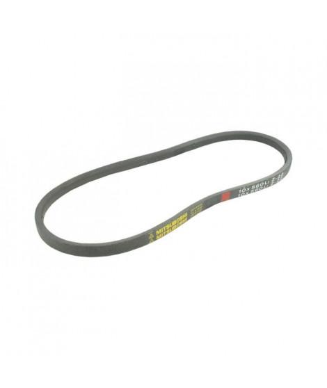JARDIN PRATIC Courroie lisse Z295 pour tondeuse - L 78,8 cm