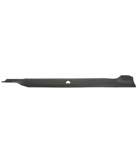 JARDIN PRATIC Lame adaptable pour tondeuse autoportée AYP / BERNARD / ELECTROLUX / HUSQVARNA - 53,5 cm