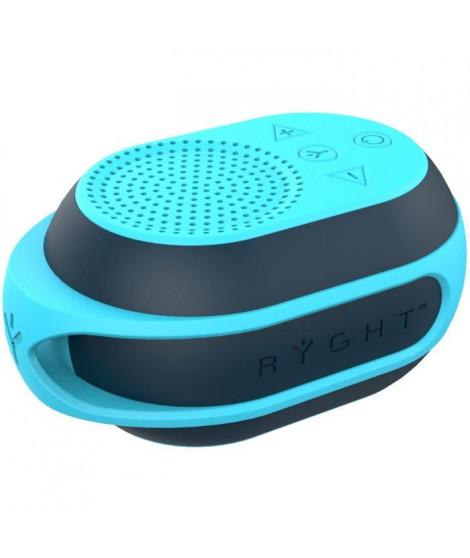 RYGHT POCKET 2 Enceinte Bluetooth Waterproof avec micro intégré - Sky Petrol