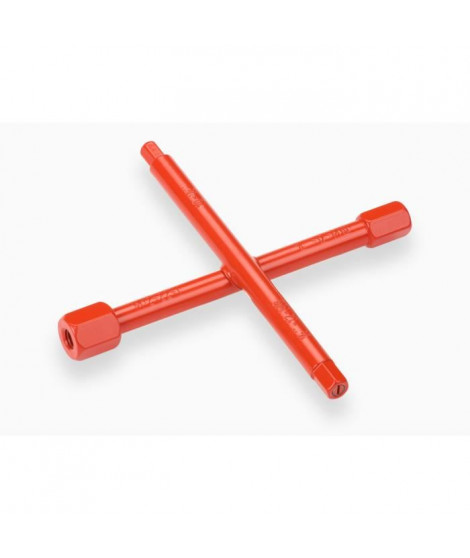 MEISTER Clé en croix pour plombier