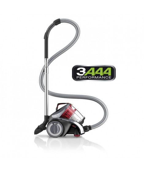 DIRT DEVIL - Aspirateur sans a technologie multi-cylonique Infinity Rebel54 HF