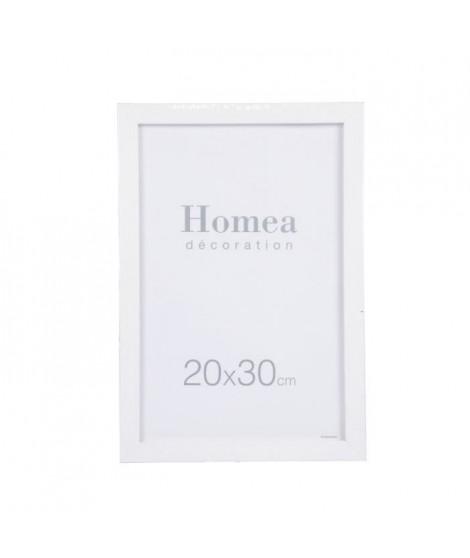 CODICO Cadre photo Loft Homea 20x30 cm blanc