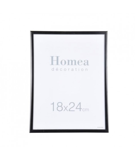 CODICO Cadre photo Harmonie Homea 18x24 cm noir
