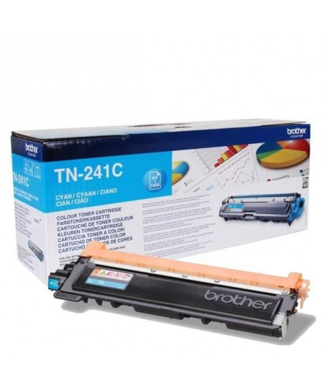 Brother TN-241 Toner Laser Cyan