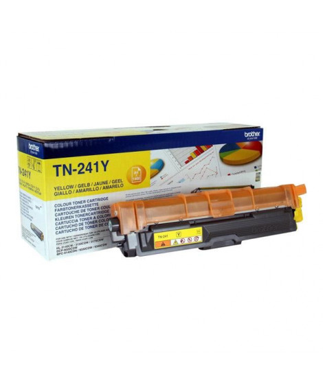 Brother TN-241 Toner Laser Jaune