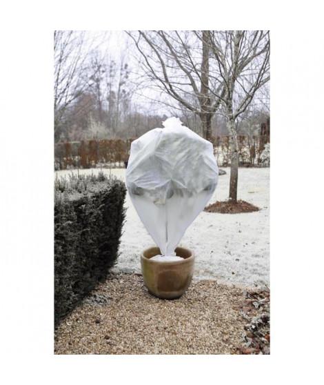 NATURE Gaine d'hivernage 30 g/m² - Ø64 cm x 10 m - Blanc