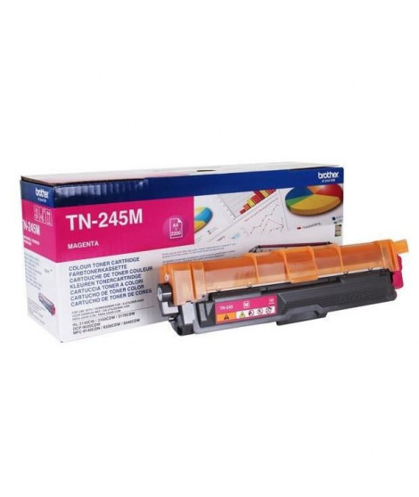 Brother TN-245 Toner Laser Magenta