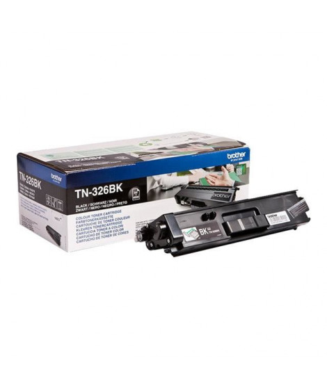 Brother TN-326BK Toner Laser Noir