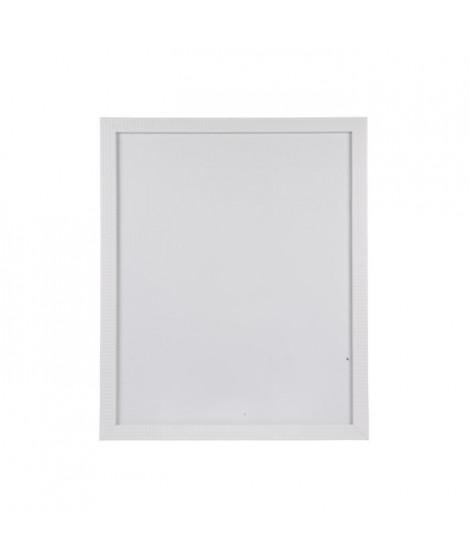 CODICO Cadre photo Relief 40x50 cm blanc
