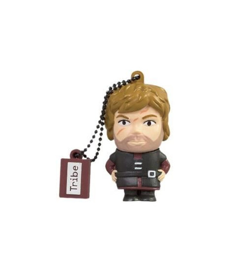 TRIBE Clé USB 3D 16GB - Game Of Trone Tyrion