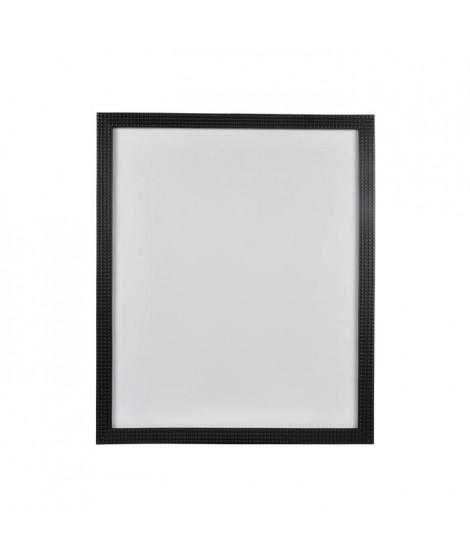 CODICO Cadre photo Relief 40x50 cm noir