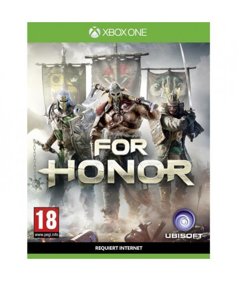 For Honor Jeu Xbox One