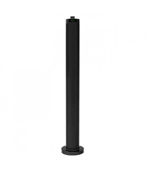 R-MUSIC RM4803378 Enceinte Tour Bluetooth Curve Noir 60W