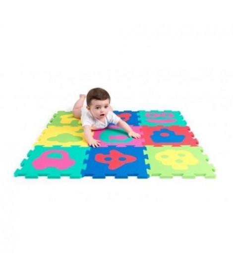 """Babytolove Dalles d'éveil """"Puzzles"""""""