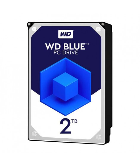 WD Blue 2To 64Mo 3.5""