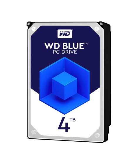 WD Blue 4To 64Mo 3.5""