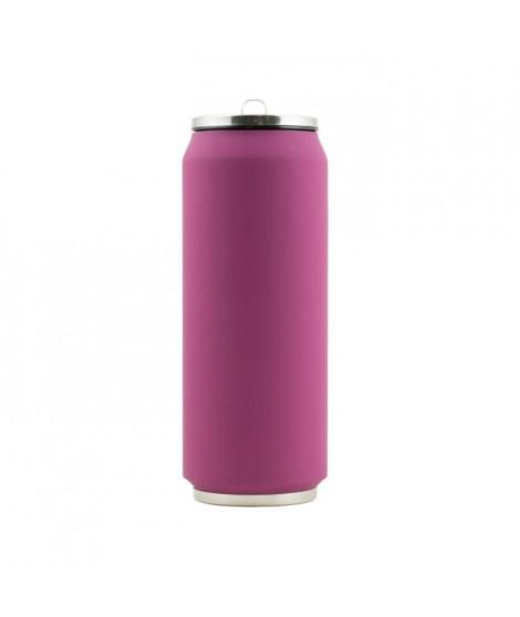 YOKO DESIGN Canette isotherme 500 ml soft violet
