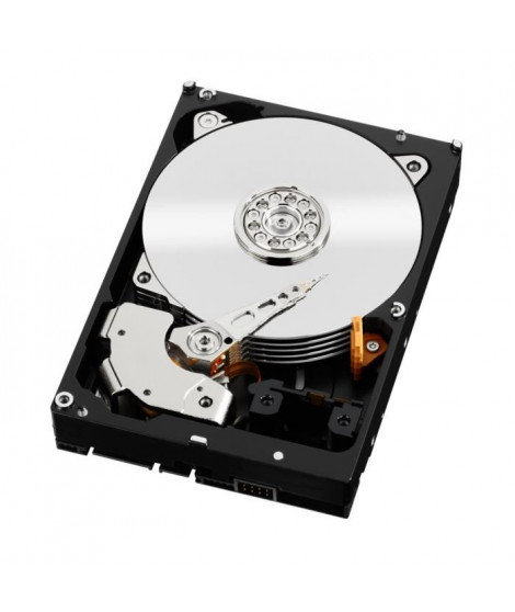 WD Disque dur interne Black 1To 64Mo 3.5""