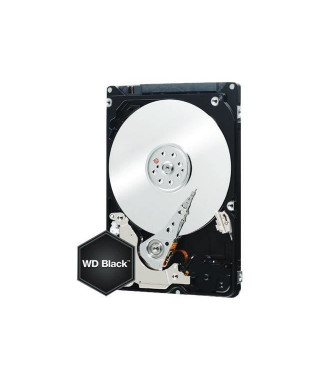 Disque Dur WESTERN DIGITAL WD Black Mobile 320 Go SATA 6Gb-s 32 Mo - 7mm