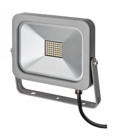 BRENNENSTUHL Projecteur slim SMD-LED H05RN-F 3G1,0 - 30 W - IP54