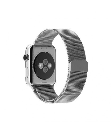 Apple Bracelet de montre connectée Milanese Loop pour iWatch - 42 mm