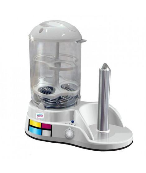 UDPP UD350 Machine a hotdog  - 350W - 6 saucisses - Blanc