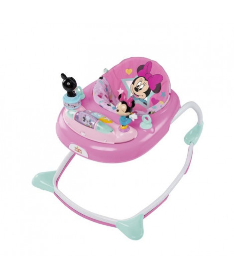 DISNEY BABY Trotteur Minnie Stars & Smiles
