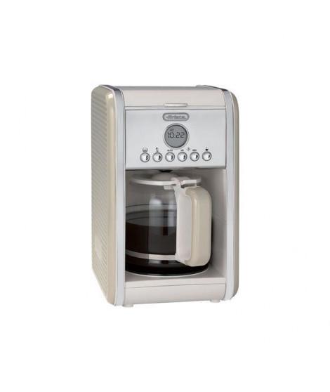 ARIETE 1342/1 Cafetiere vintage - 1000W - Beige