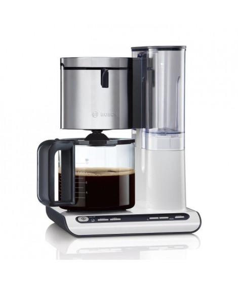 BOSCH TKA8631 Cafetiere programmable  1160W  1.25 L - Gris