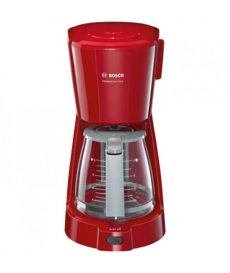 BOSCH Cafetiere TKA3A034 rouge