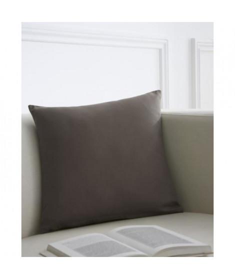 Coussin décoratif 40x40 cm   100% coton Mastic