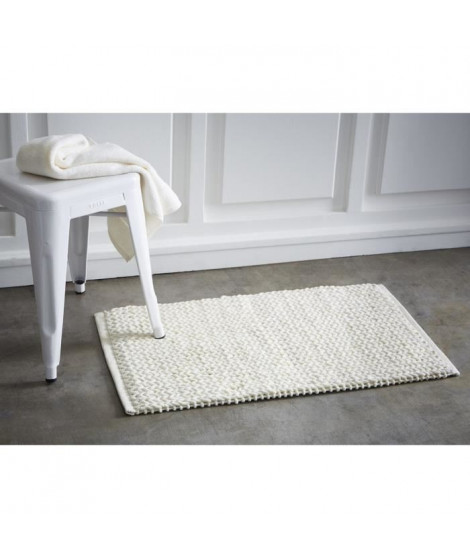 TODAY Tapis de bain tressé 50x80 cm chantilly