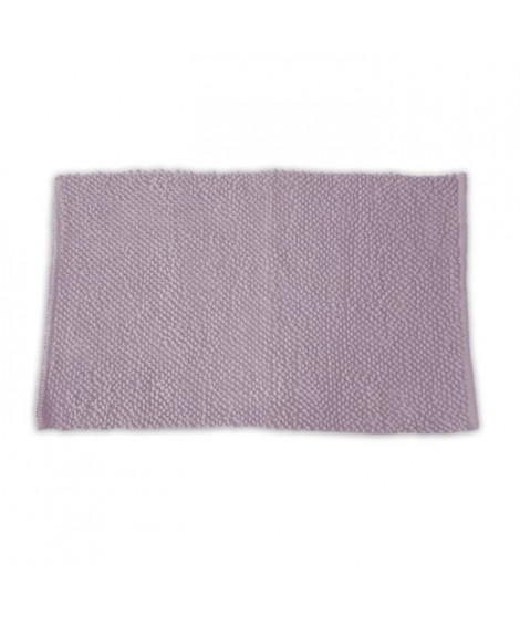 TODAY Tapis de bain Bubble 50x80 cm poudre de lilas